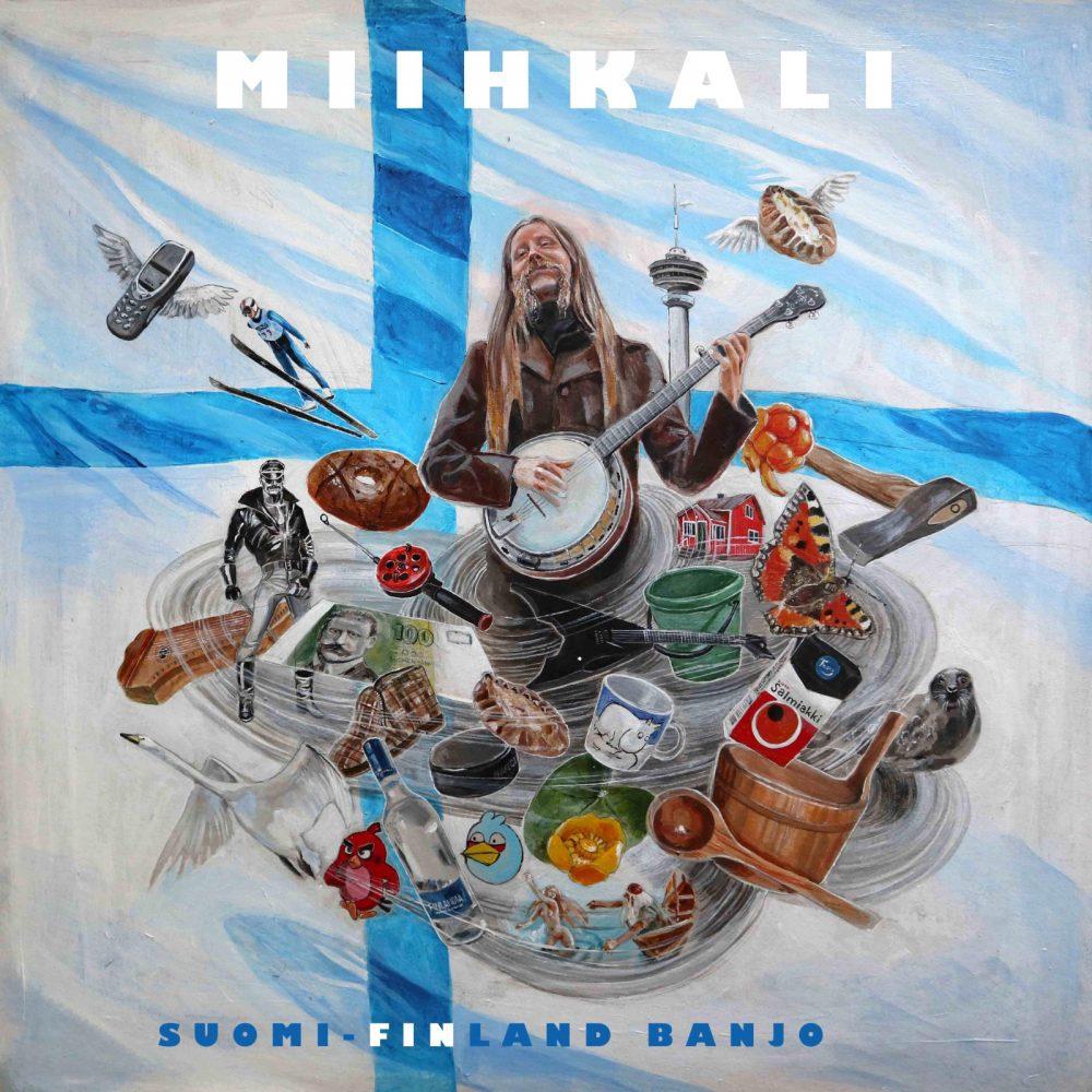 Suomi-Finland Banjo cover of the album